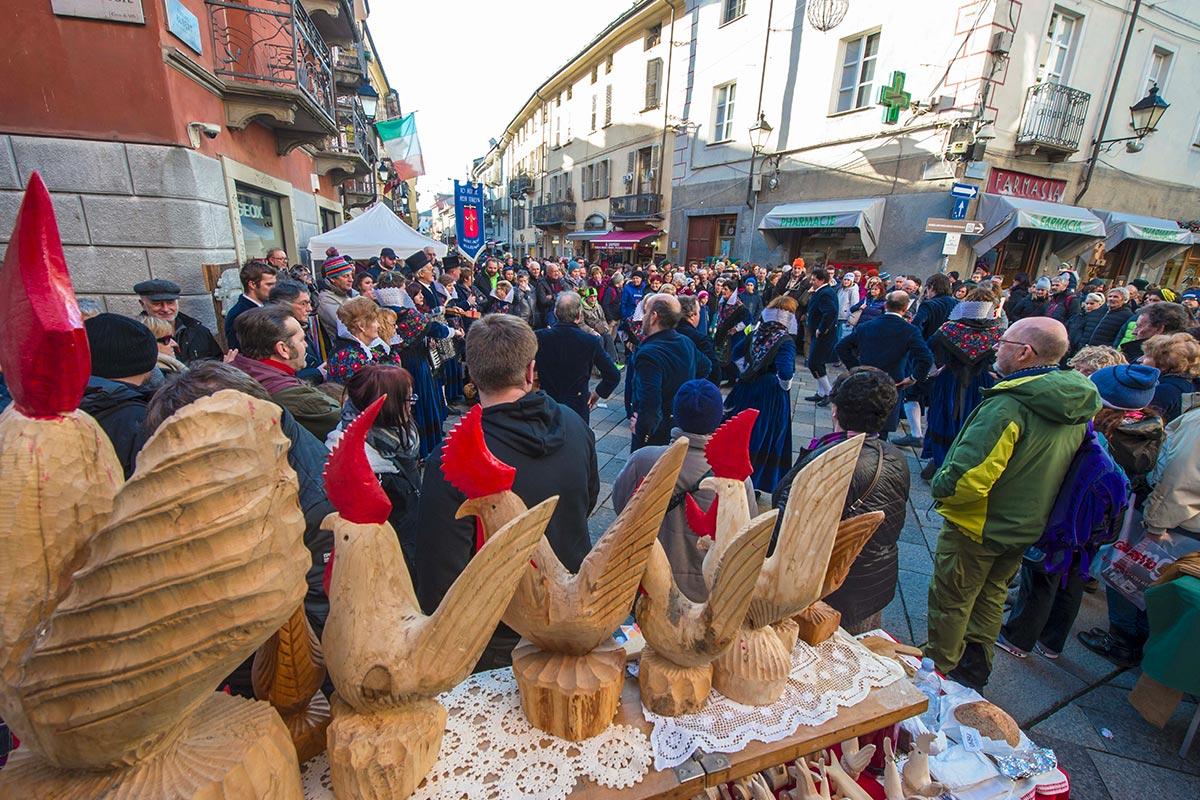 Artigianato valdostano di Tradizione - La Saint Ours