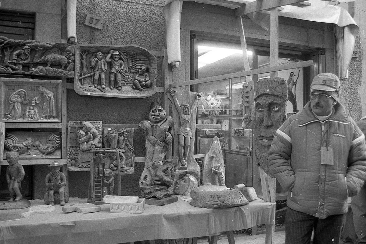 Mille anni di artigianato - La Saint Ours