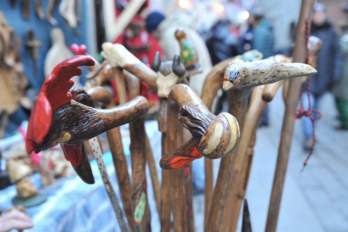 Fiera di Sant'Orso Donnas - La Saint Ours