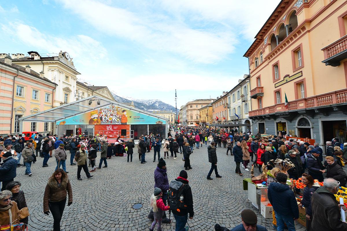 La Saint Ours - Aosta