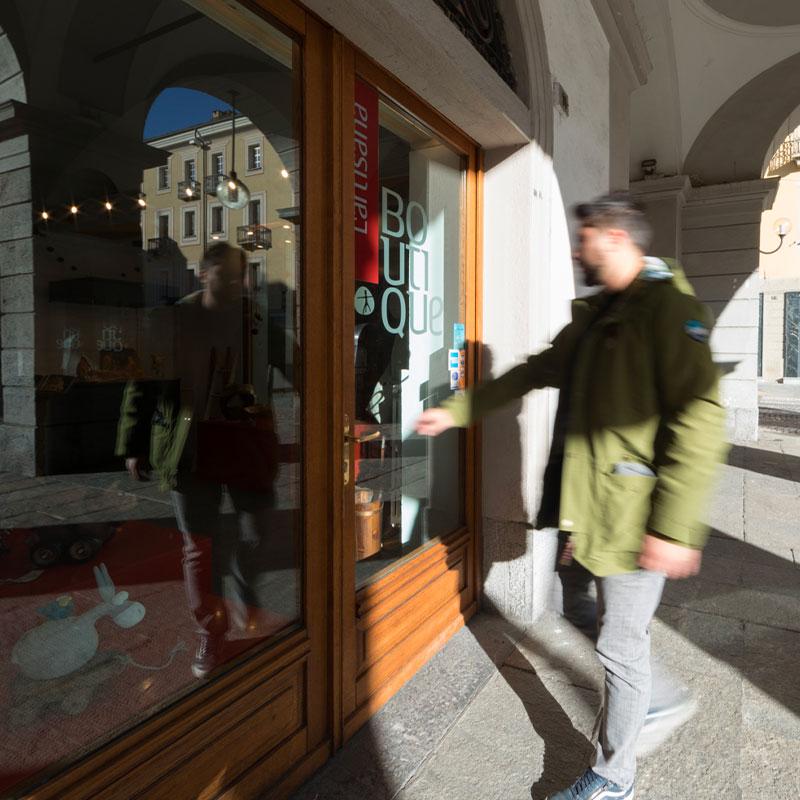 Les boutiques - La Saint Ours
