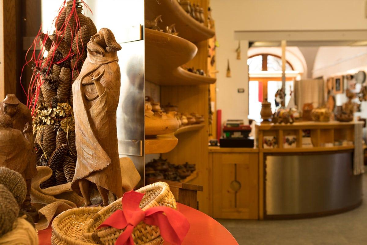 Le boutique - La Saint Ours